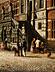 Detail images: Johannes Franciscus Spohler, 1853 Rotterdam – 1923 Amsterdam