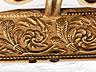 Detail images: Große, ovale, klassizistische Tischschale