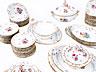 Detail images:  Meissener Tafelspeiseservice für 20 Personen