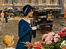 Detail images: Louis Marie de Schryver, 1862 Paris – 1942