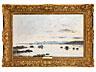 Detail images: Eugène Boudin, 1824 Honfleur - 1898 Deauville