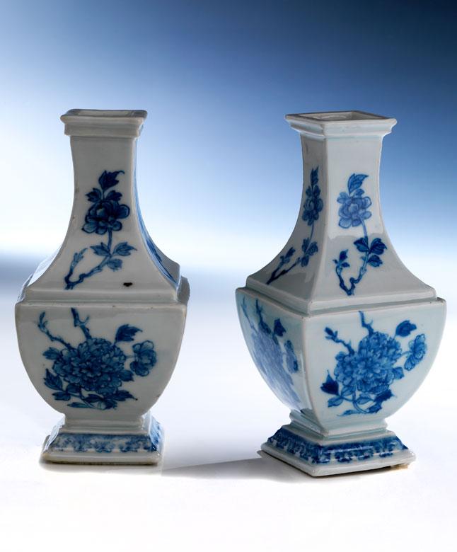 Paar kleine Vasen