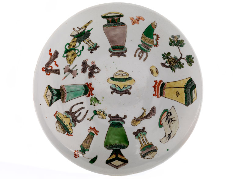 Kangxi-Schale