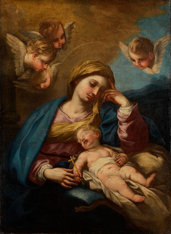 Italienischer Maler des 17./ 18. Jahrhunderts, in Art von Carlo Maratta