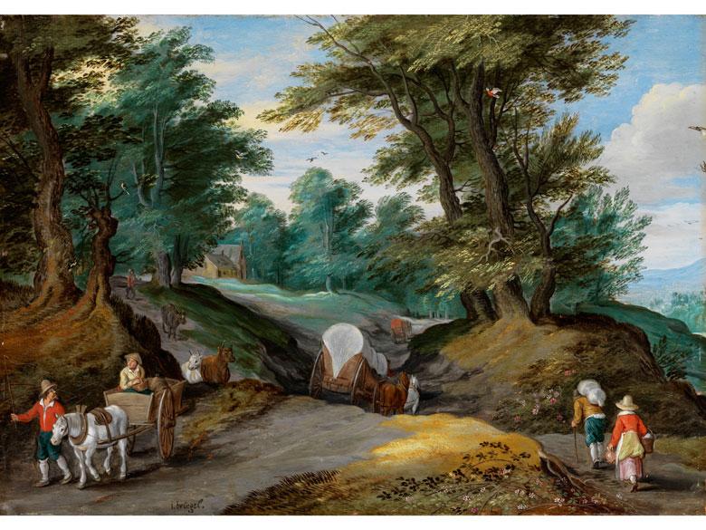 Jan Brueghel d.J., 1601 Antwerpen – 1678