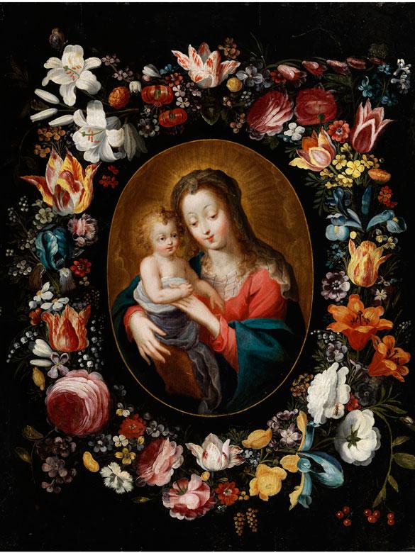 Andries Daniels, 1580 – 1640, zug., möglicherweise unter Beteiligung von Simon de Vos