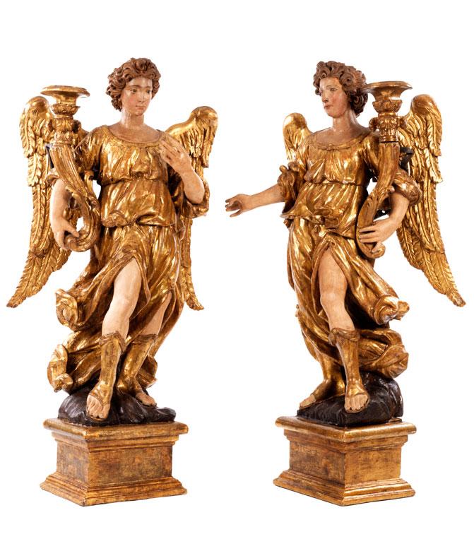 Italienischer Bildschnitzer des 17. Jahrhunderts