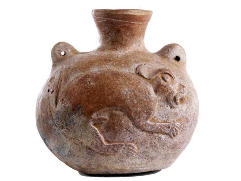 Antikische Flasche