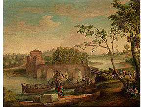 Paolo Anesi, 1700 Rom – 1761, zug.