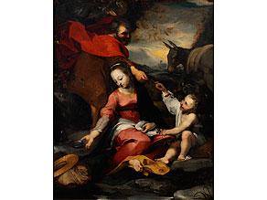 Federico Barocci, 1526/ 35 – 1612, Nachfolge des