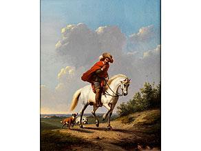 Eugène Verboeckhoven, 1798/ 99 Warneton – 1881 Brüssel, zug.