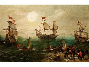 Cornelius Verbeek, 1590 – 1631