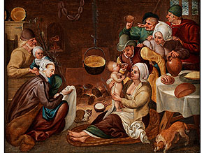 Martin van Cleve, 1527 Antwerpen – 1581, Werkstatt des