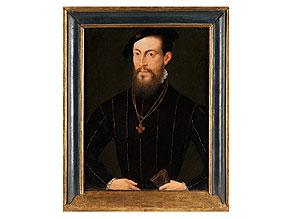 Corneille de Lyon,  um 1500 Den Haag – 1575 Lyon, zug.