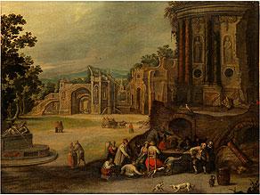 Niederländischer Maler des ausgehenden 17. Jahrhunderts