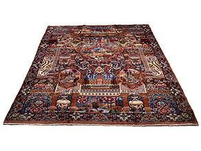 Großer Teppich