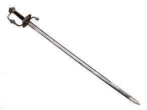 Barockschwert
