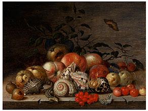 Balthasar van der Ast, 1593/ 94 Middelburg – 1657 Delft