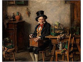 Hermann Kern, 1838 Liptóujvár – 1912 Maria Enzersdorf