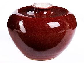 Ochsenblut-Vase
