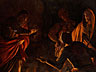 Detail images:  Utrechter Caravaggist des 17. Jahrhunderts