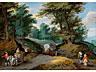 Detailabbildung: Jan Brueghel d.J., 1601 Antwerpen – 1678