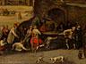 Detail images:  Niederländischer Maler des ausgehenden 17. Jahrhunderts