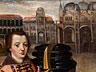 Detail images:  Italo-flämischer Maler des ausgehenden 16. Jahrhunderts unter dem Einfluss von Lucas van Valckenborch, 1535 - 1597 sowie Jean-Baptiste le Saive, der Ältere, 1540 - 1624 Mecheln