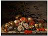 Detailabbildung: Balthasar van der Ast, 1593/ 94 Middelburg – 1657 Delft
