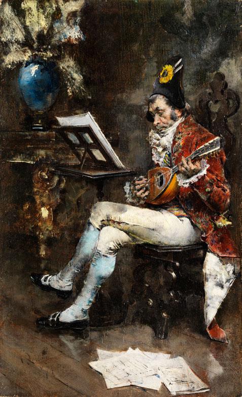 Giovanni Boldini, 1842 Ferrara – 1931 Paris
