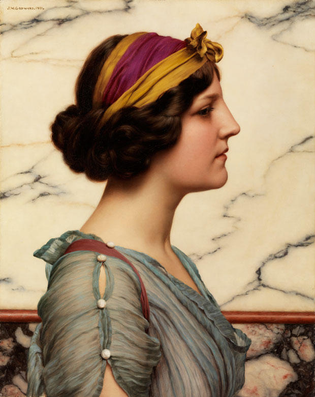 John William Godward, 1861 Wimbledon – 1922 London