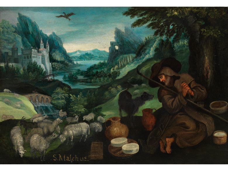 Jan Brueghel d. Ä., 1568 Brüssel – 1625 Antwerpen, Nachfolge