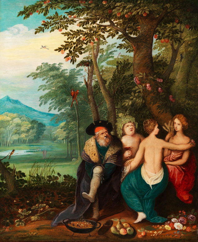 Jan Breughel der Jüngere, 1601 – 1678