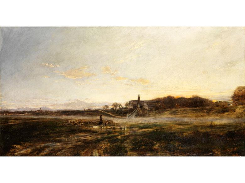 Adolf Heinrich Lier, 1826 Herrnhut – 1882 Vahrn bei Brixen, zug./ Nachfolge des