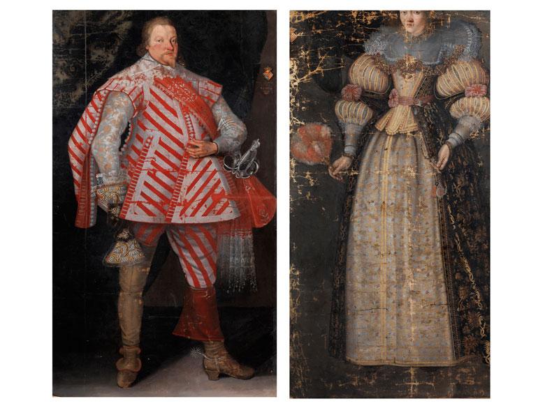 Nordrheinischer Hofmaler des 17. Jahrhunderts
