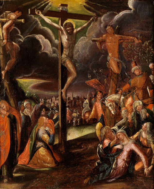 Niederdeutscher Maler des 17. Jahrhunderts