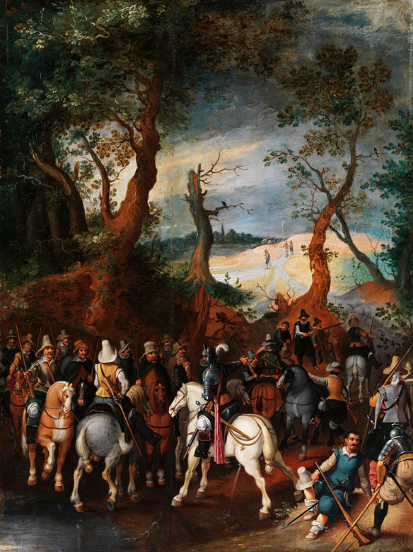 Sebastian Vrancx, 1573 Antwerpen – 1647