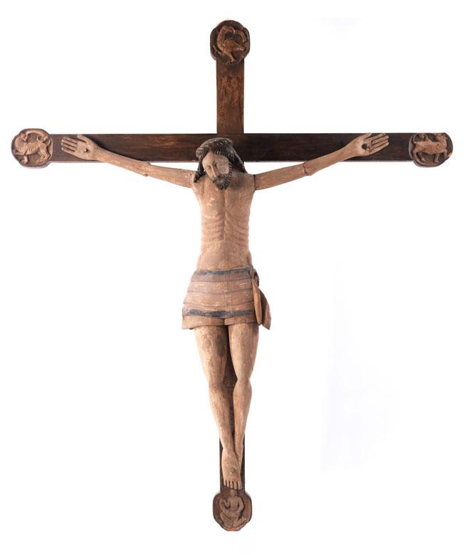 Großes Kruzifix