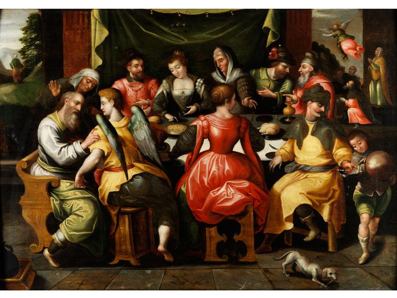 Flämischer Maler aus dem Kreis von Frans Francken d. J., 1581 Antwerpen – 1642