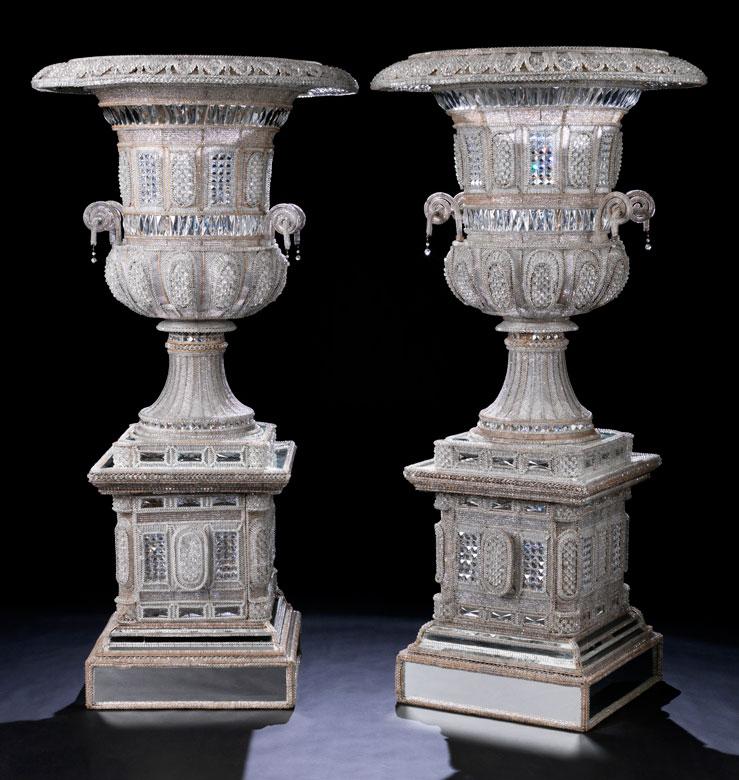 Große Vasen paar große vasen hel auctions