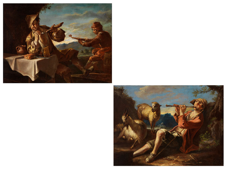 Giacomo Francesco Cipper, genannt Il Todeschini, 1664 Feldkirch/ Vorarlberg – 1736 Milano, zug.