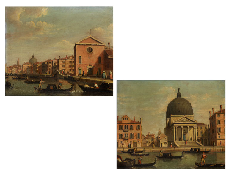 Antonio Canal, Canaletto , 1721 - 1780, Schule des