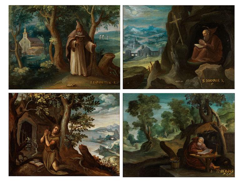 Niederländischer Maler des 17. Jahrhunderts im Kreis von Paul Bril