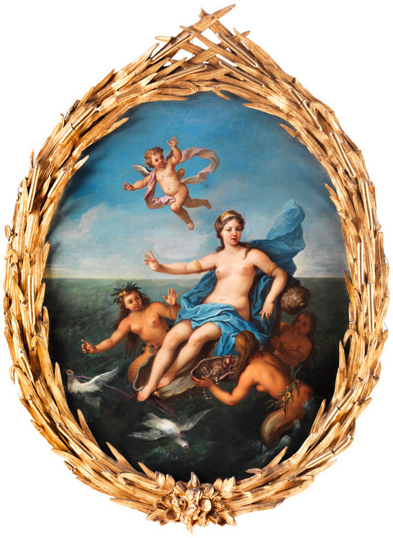Paolo de Matteis, 1662 Piano del Cilento – 1728 Neapel