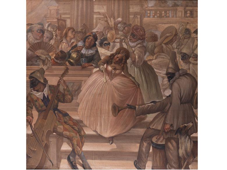 Carlo Stratta, 1852 Turin – 1936