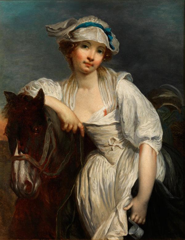 Jean-Baptiste Greuze, 1725 - 1805, Kopie nach