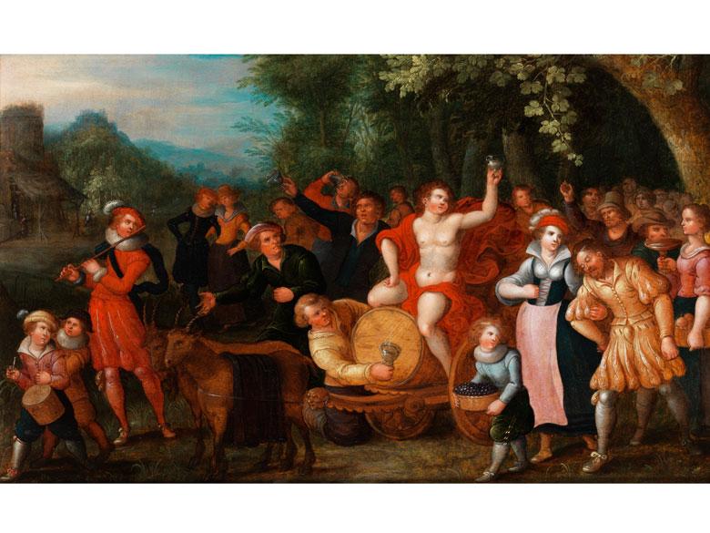Louis de Caullery, 1580 Antwerpen – 1621, zug./ Art des