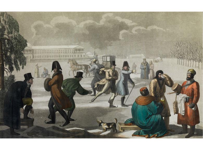 A. Biasioli, Künstler des beginnenden 19. Jahrhunderts