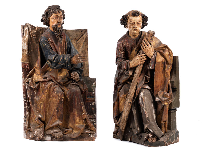 Zwei Apostel