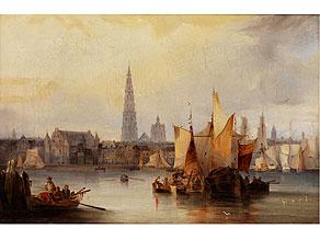 Alexandre Thomas Francia, 1815 – 1884